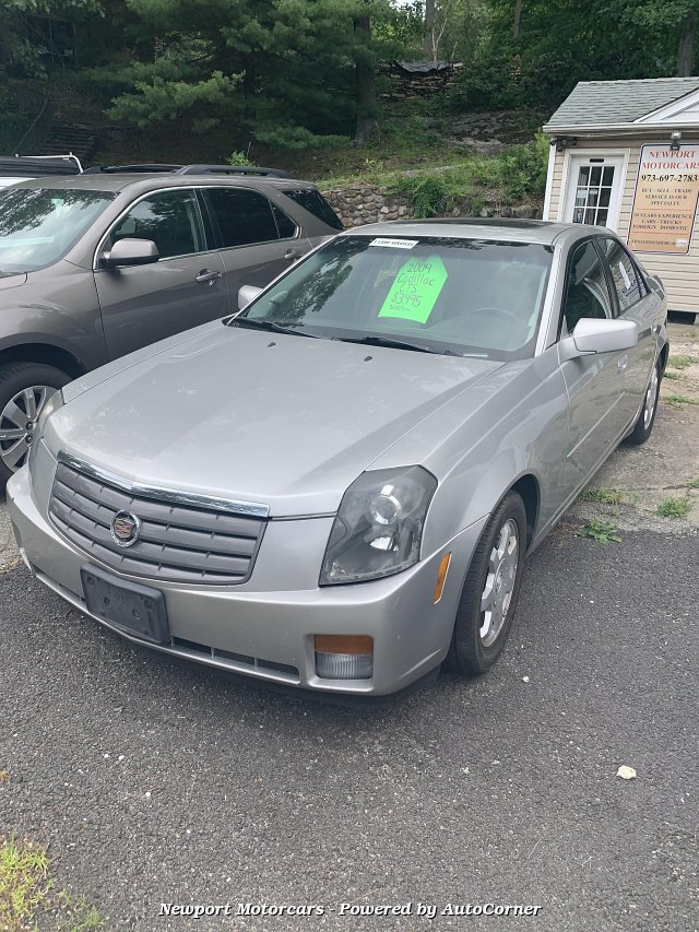 2004 Cadillac CTS Base 5-Speed Automatic