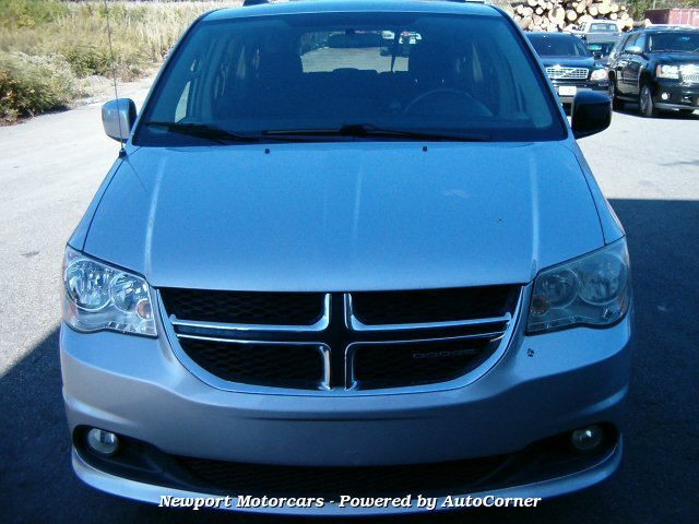 2011 Dodge Grand Caravan Crew 6-Speed Automatic